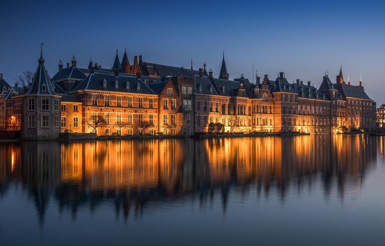 Фото обои Нидерланды, Голландия, Гаага, Den Haag