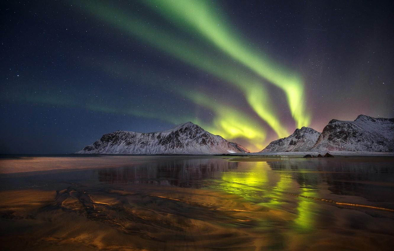 норвегия северное сияние картинки могут стать