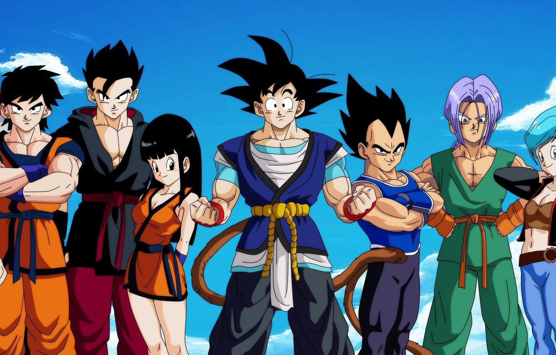 Фото обои game, star, anime, asian, red star, god, Son Goku, oriental, asiatic, Dragon Ball, Goku, sayajin, ...