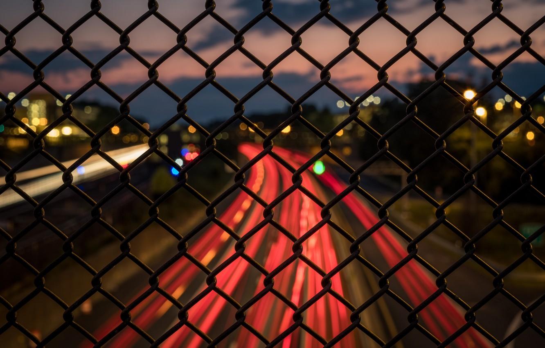 Обои забор, сетка. Разное foto 9