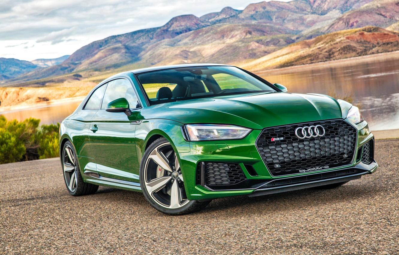 Фото обои Audi, ауди, купе, Coupe, RS 5