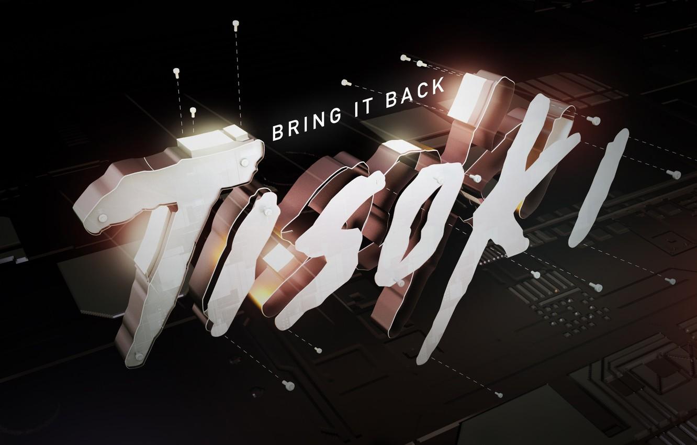 Фото обои Music, Cover, Monstercat, Bring It Back, Tisoki