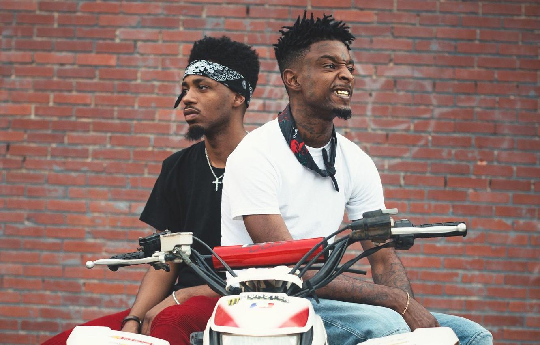 Фото обои Music, Style, Street, Rap, Hip Hop, Trap, Rapper, Producer, 808, Metro Boomin, 21 Savage, Savage …