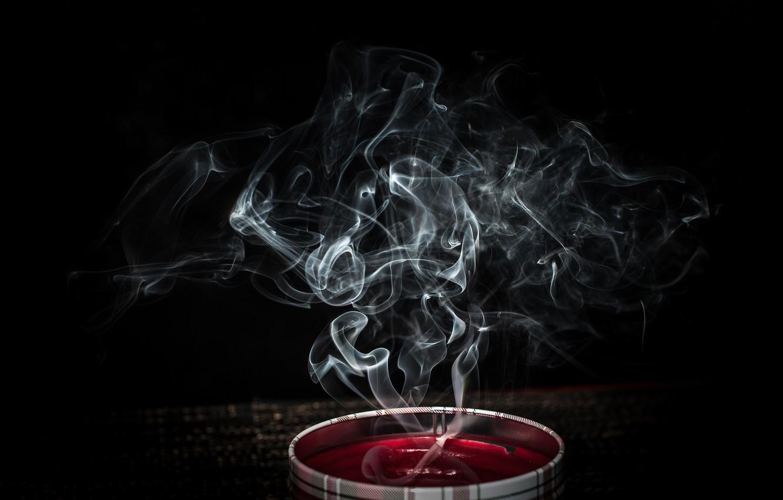 Обои фигурка, дым, благовонье. Разное foto 7