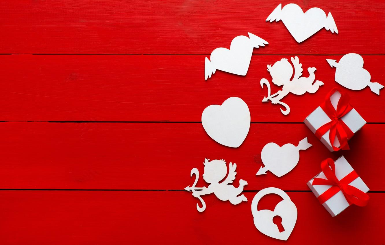 Обои heart, сердечки, Valentines day. Рендеринг foto 8