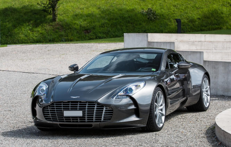Фото обои car, Aston Martin, Super, ONE-77