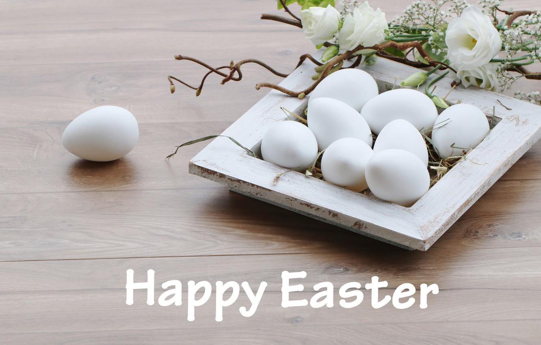 Фото обои цветы, Пасха, happy, flowers, spring, Easter, eggs, holiday, decoration