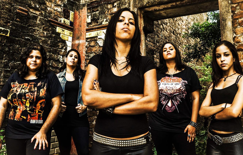 Фото обои Brazil, Death/Thrash Metal, Vocifera, Recife/Pernambuco