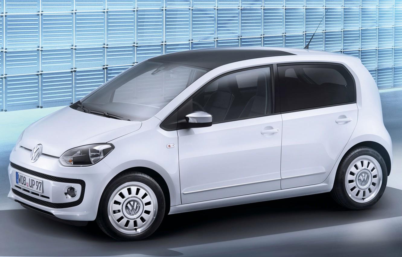 Фото обои Volkswagen, хэтчбеб, up!