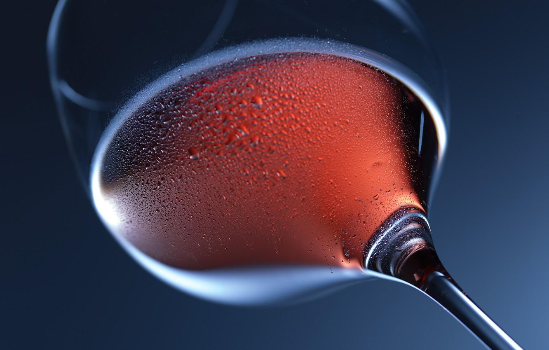 Фото обои стекло, капли, макро, фон, вино, фужер