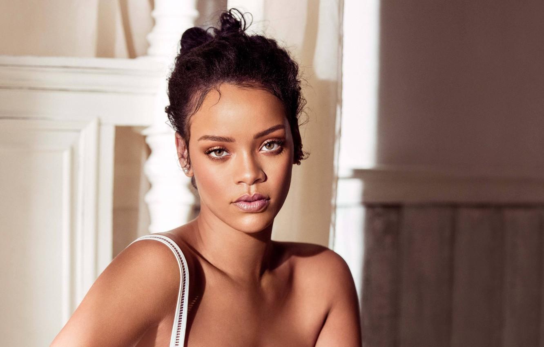 Фото обои певица, Rihanna, знаменитость
