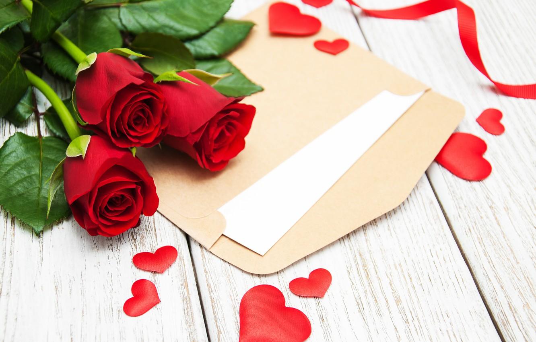 Фото обои розы, red, love, бутоны, heart, flowers, romantic, roses, красные розы, valentine`s day