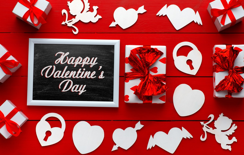 Фото обои любовь, сердце, подарки, сердечки, love, happy, heart, wood, romantic, Valentine's Day, gift