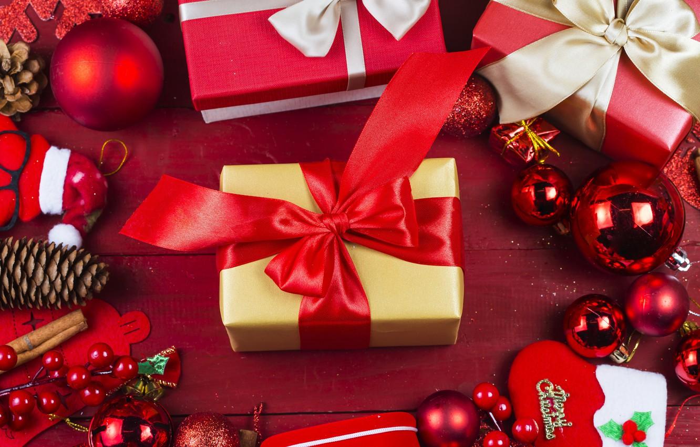 Картинки подарочки на новый год