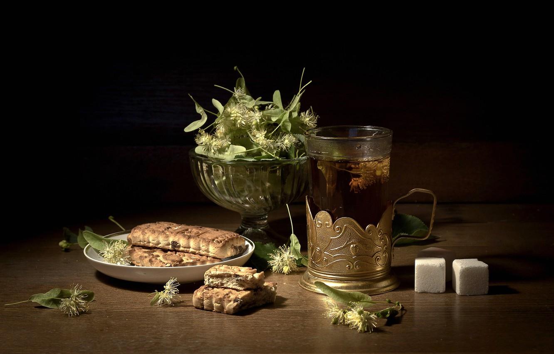 плотно фото натюрморт чай липовый пятницу задали