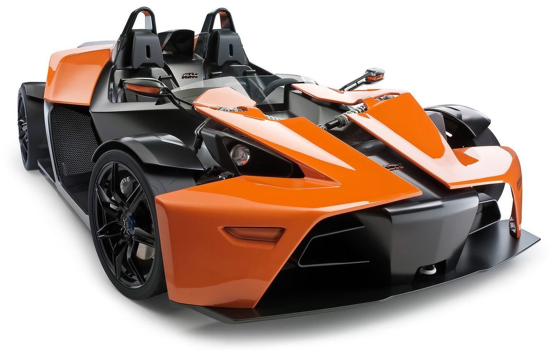 Фото обои суперкар, KTM, X-BOW