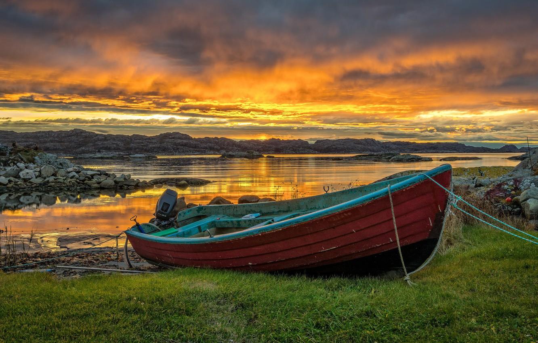 норвежские лодки фото представители рубинов