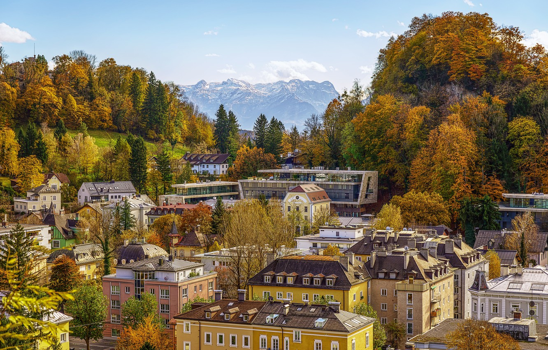 Обои alps, salzburg, целль-ам-зе, austria, Zell am see, зальцбург, австрия. Пейзажи foto 9