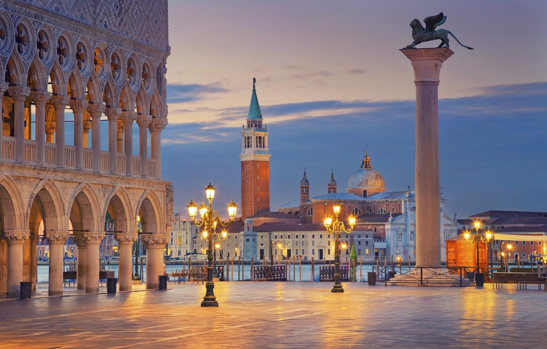 Обои венеция, venice, italy, площадь. Города foto 6