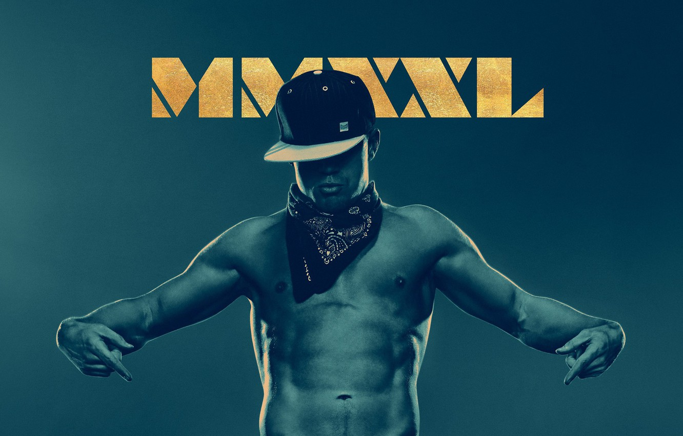 Фото обои Muscle, Front, Wallpaper, Background, Performance, Movie, Film, Channing Tatum, Actor, Dancer, Cap, Magic Mike, Abs