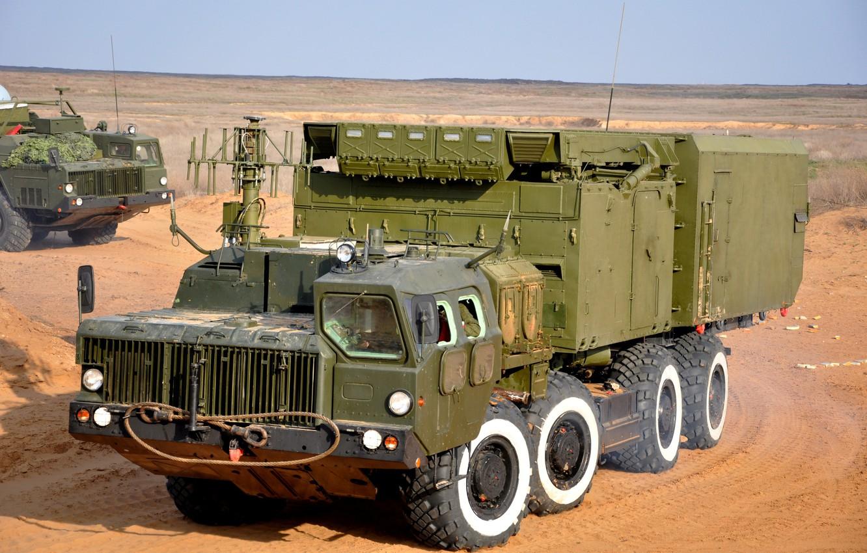Фото обои техника, грузовик, военное, МЗКТ, назначение