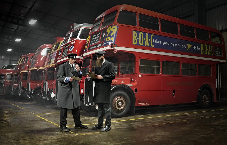 Обои автобусы. Разное foto 6