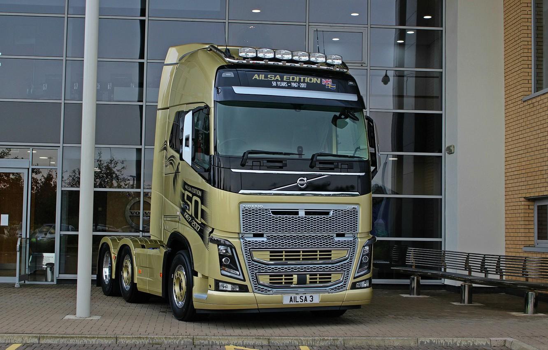 Фото обои Volvo, FH16, Edition, Ailsa 3