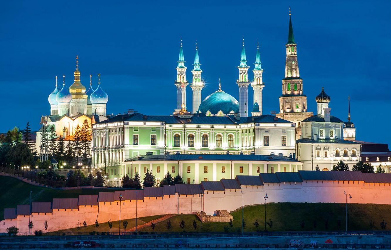 Обои Татарстан, кул шариф, мечеть, Казань. Города foto 11