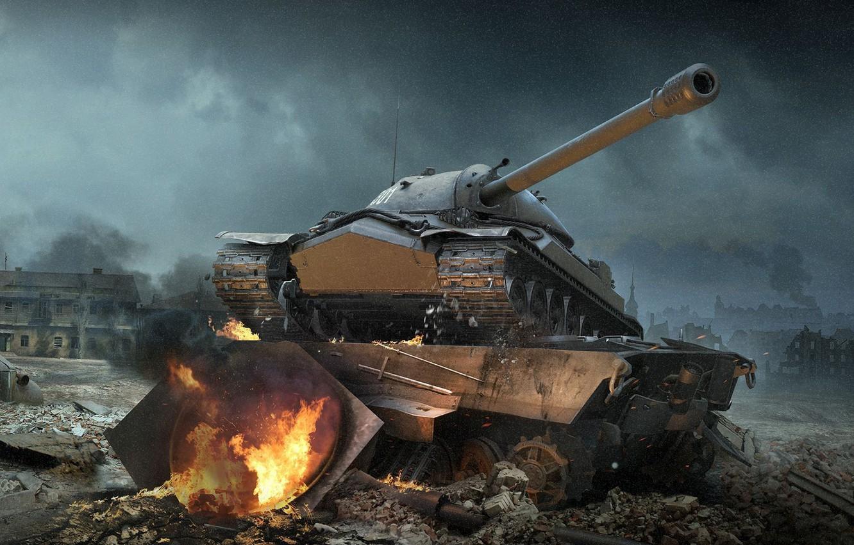 Обои мир танков, World of tanks. Игры foto 13