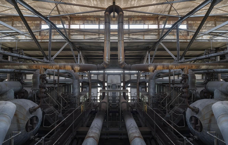 Обои фабрика. Разное foto 19