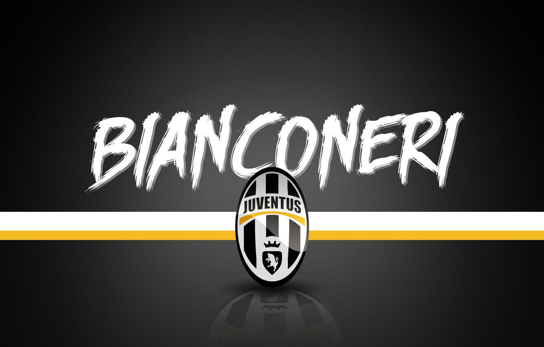 Фото обои wallpaper, sport, logo, football, Juventus, Serie A, Bianconeri