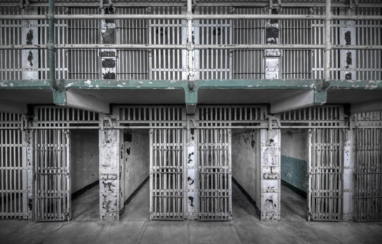 Фото обои фон, камеры, тюрьма
