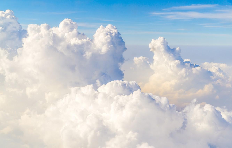 Обои Облака. Природа foto 8