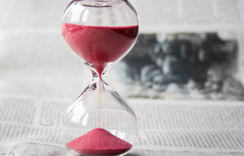 Фото обои glass, photography, sand, bokeh, book, time, Hourglass