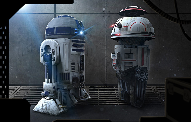 Фото обои роботы, DD3, ILM Challenge