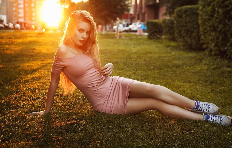 фото блондиночек в стрингах - 4