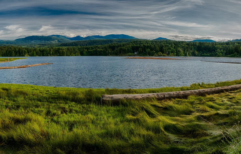 картинки панорама озера особенностью