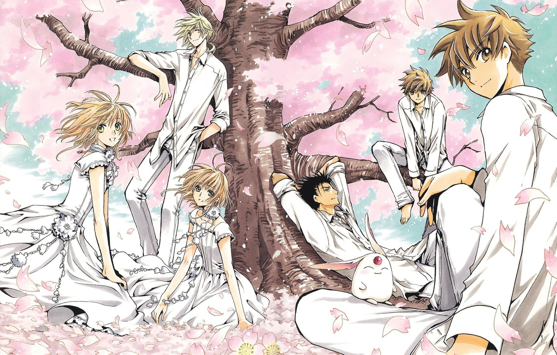 Фото обои аниме, арт, персонажи, Tsubasa Reservoir Chronicles