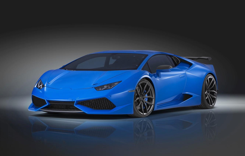 Фото обои Lamborghini, Novitec Torado, Huracan