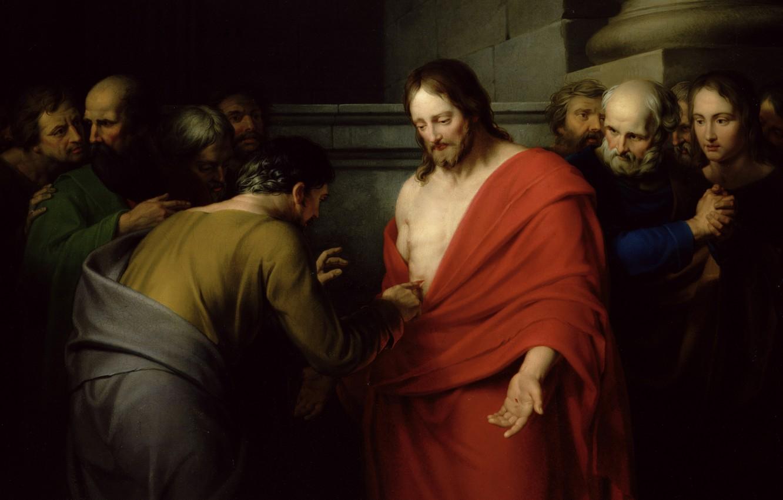 Фото обои картина, религия, мифология, Воскрешение Христа