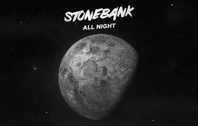 Фото обои Music, Cover, Monstercat, Stonebank, All Night