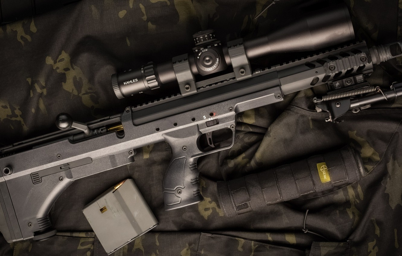 Фото обои оружие, weapon, Снайперская Винтовка, sniper rifles, Desert Tech, СРС, Stealth Recon Scout, Дезерт Тек, DT …