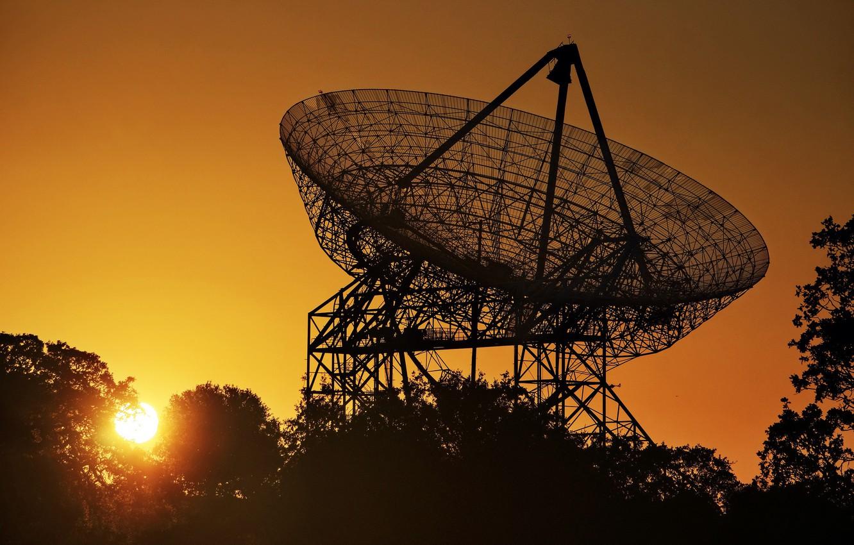 картинка в радиотелескопе интерьер украшения одном