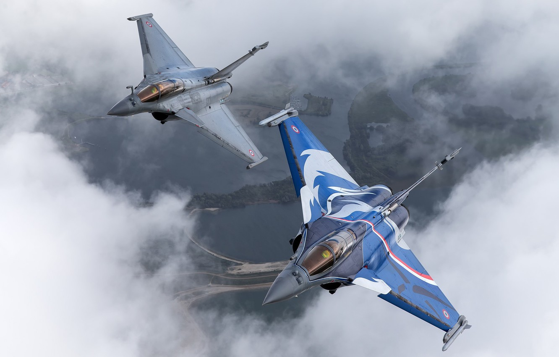 Обои «рафаль», истребитель, Rafale, многоцелевой. Авиация foto 9