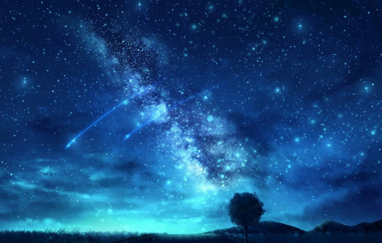 Очень красивые картинки звезд неба
