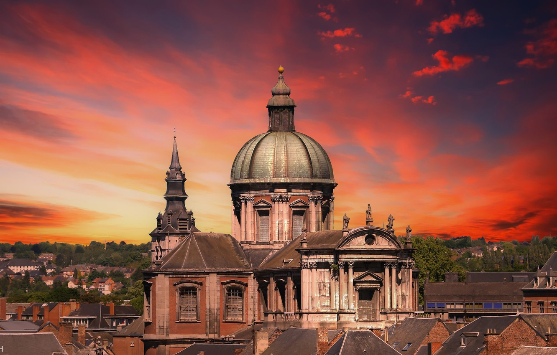 Обои церковь, купол. Города foto 12