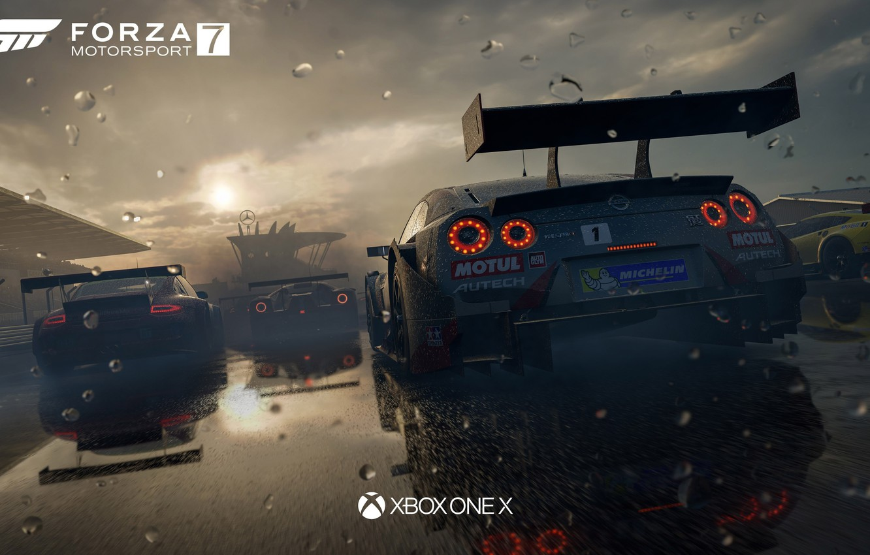 Фото обои car, race, speed, Forza Motorsport, Forza Motorsport 7, XBox One X