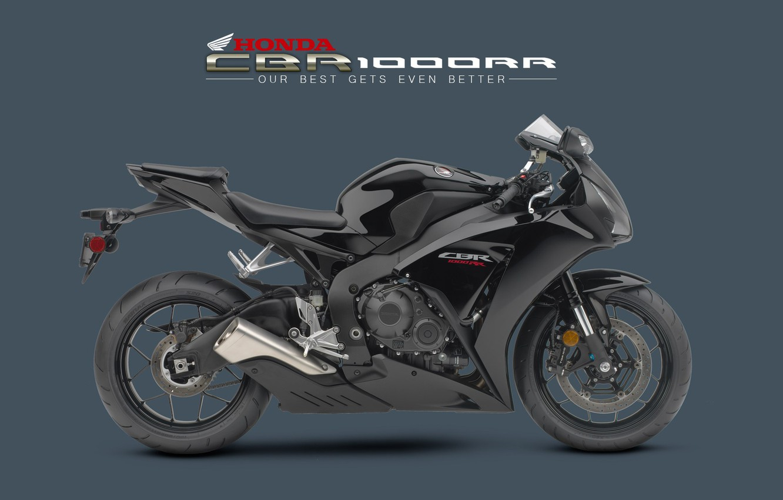 Фото обои Honda, CBR1000RR, Black