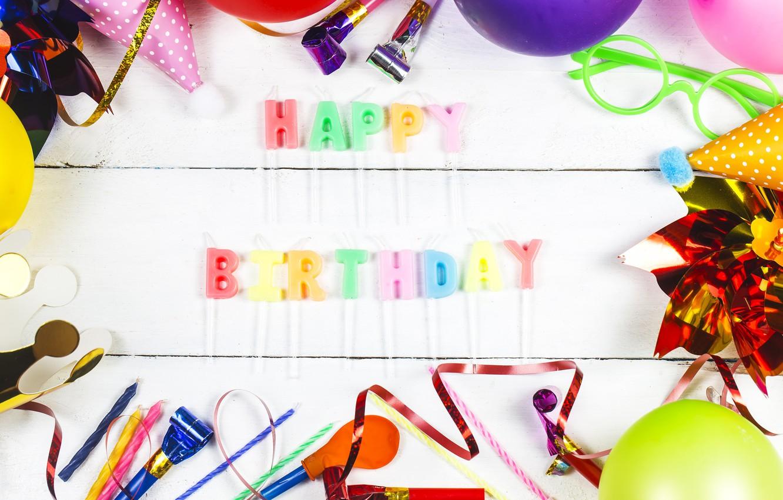 Фото обои праздник, свечи, украшение, празднование, день рождение