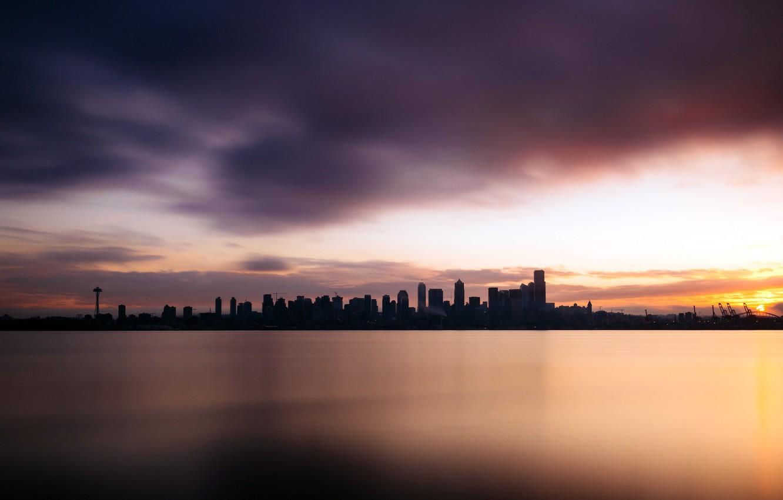 Фото обои Washington, Seattle, North Admiral